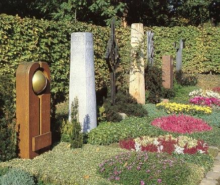 Franke Naturstein - Konzept für Grabstätten
