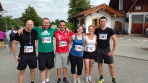 Naturstein Franke beim 16. Attler Lauf - 2018 - 2