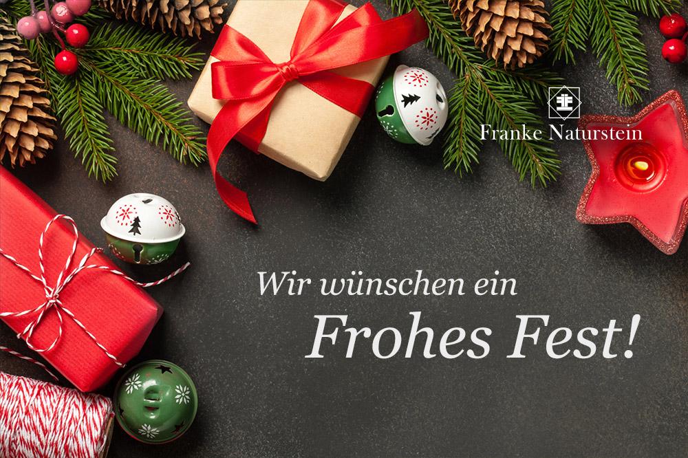 Franke Weihnachten