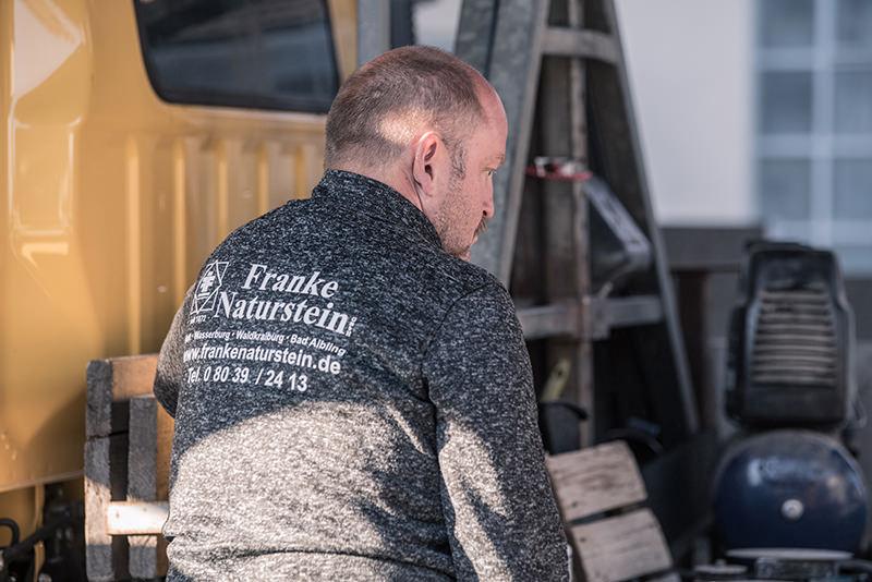 Franke Naturstein - Alexander Jahreis