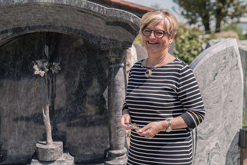 Franke Naturstein - Irmgard Franke
