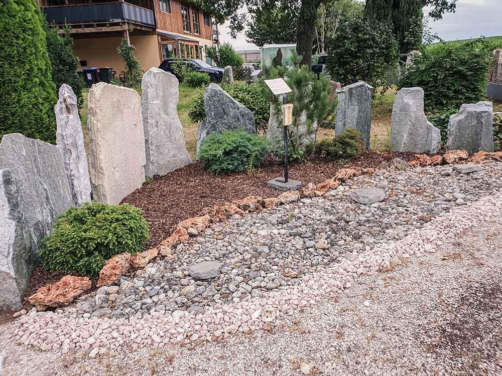 Franke Naturstein in Wasserburg am Inn