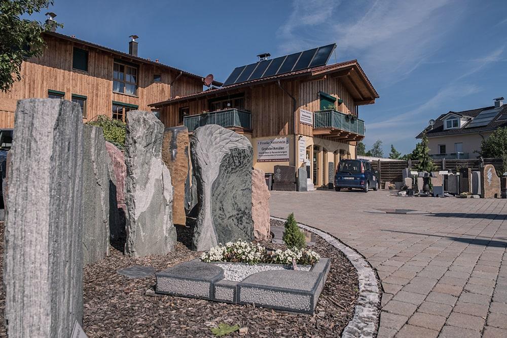 Franke Naturstein in Rott