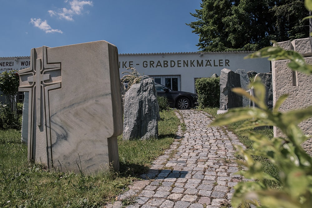 Franke Grabdenkmäler Ausstellung