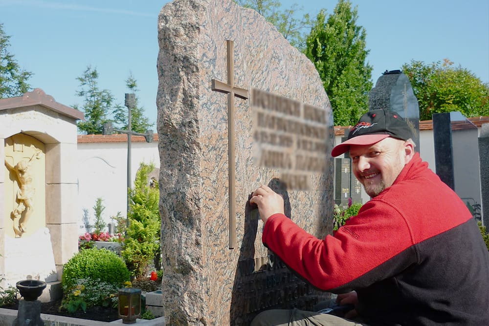 Franke Naturstein Hans Jürgen Maier
