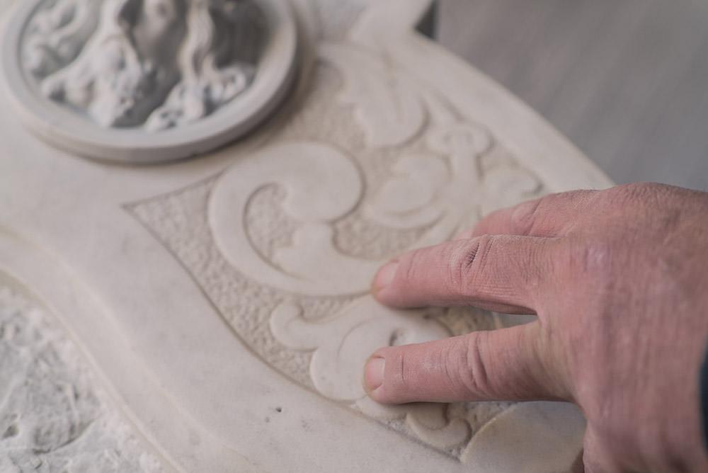 Der Steinmetz - Handwerker und Künstler