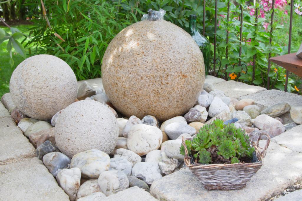 Naturstein für Haus und Garten in Bruckmühl
